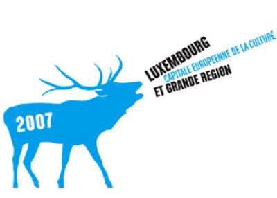 Logo Luxemburg Kulturhauptstadt