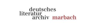Logo Deutsches Literaturarchiv Marbach