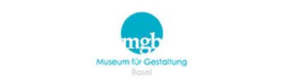 Logo Museum für Gestaltung Basel