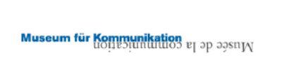 Logo Museum für Kommunikation Bern