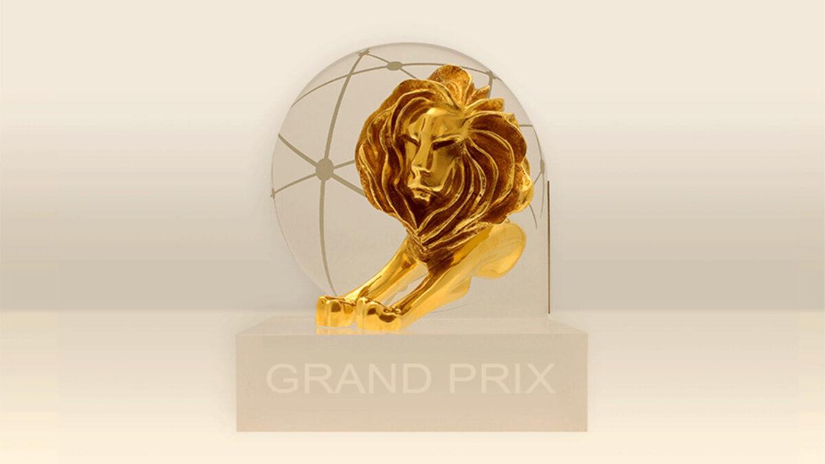 Cannes Lions Grand Prix Trophy