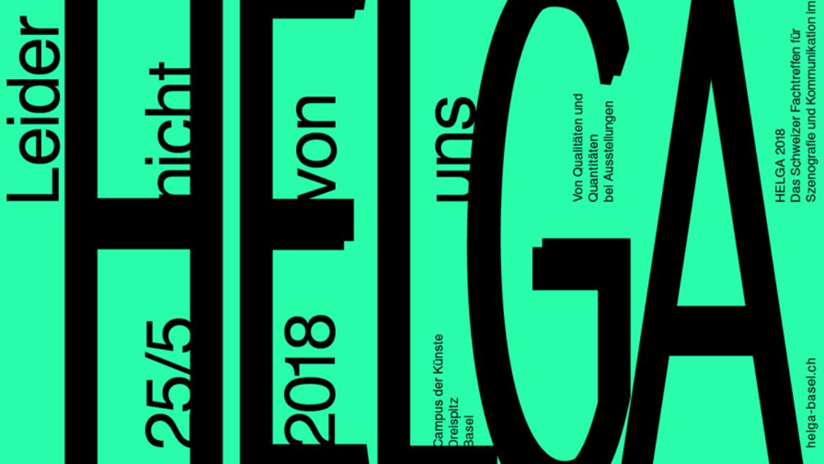Flyer Helga 2018