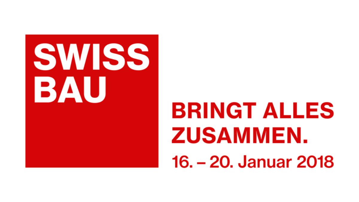 Logo Swissbau 2018