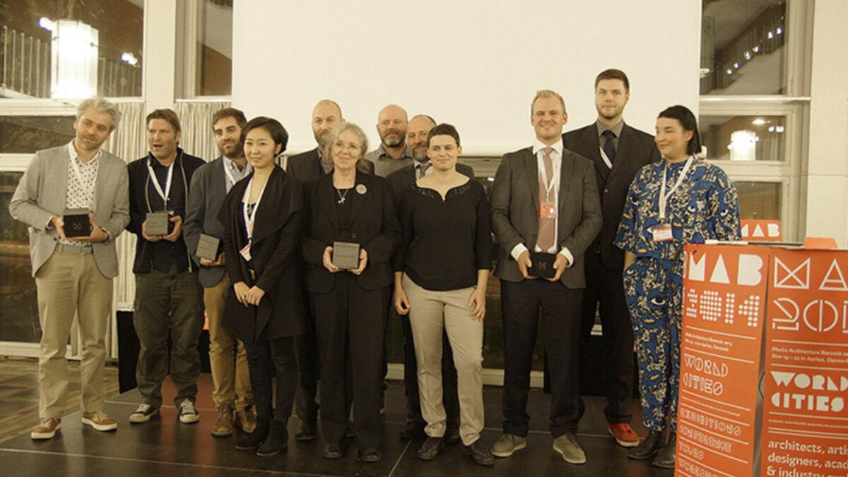 Winners MAB14 Awards