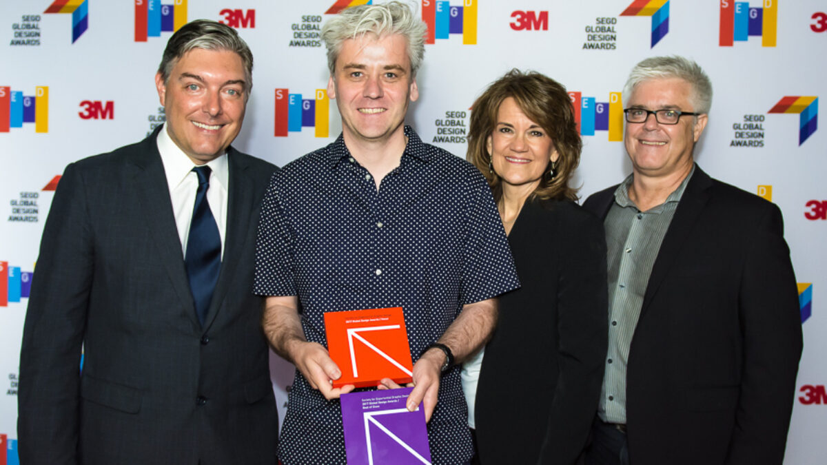 SEGD Award Ceremony 2017