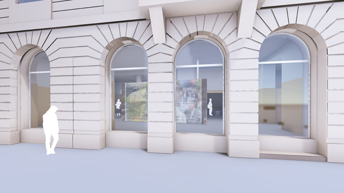 Rendering Swiss National Bank