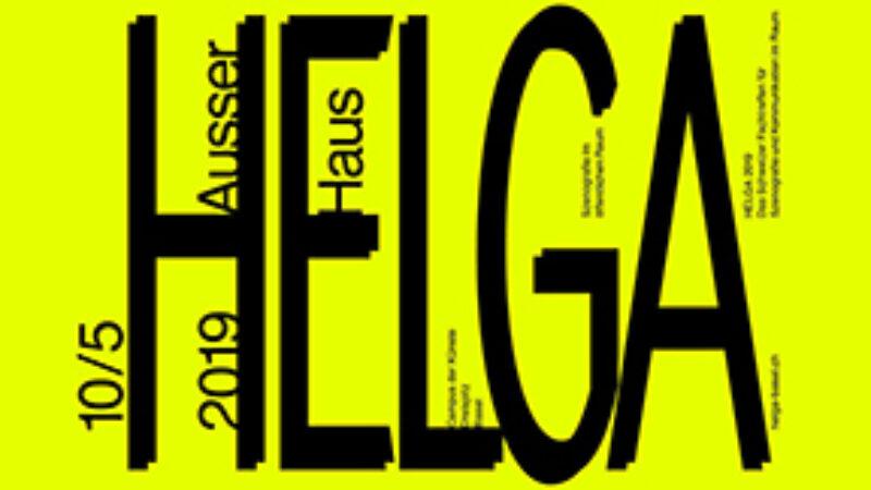 Helga Flyer 2019