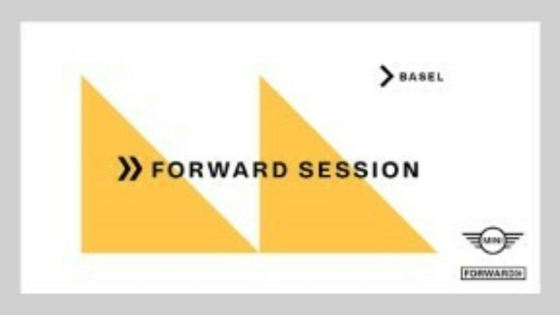 Logo Forward Session