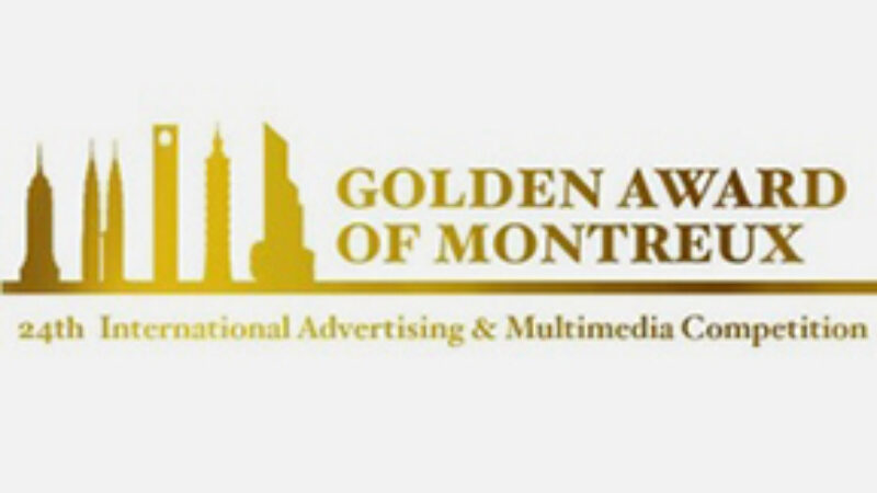 Logo Golden Award of Montreux