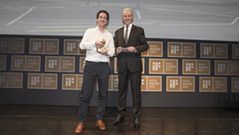 iF Award ceremony 2017