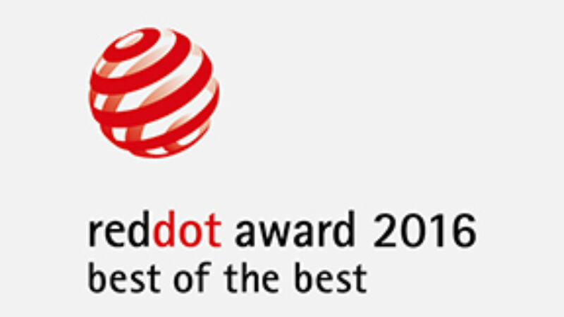 Logo Red Dot Award 2016