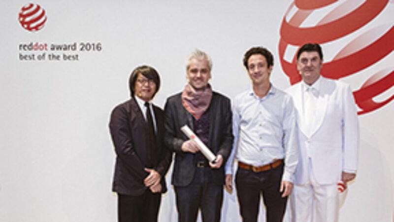 Red Dot Award Show 2016