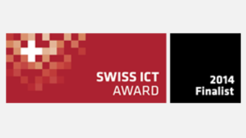 Logo Swiss ICT Award