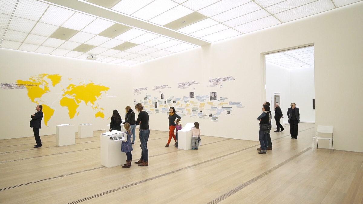 Fondation Beyeler Paul Gauguin Multimedia Room