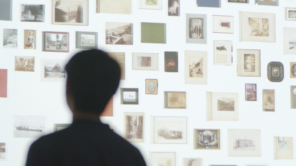 Kunstmuseum Basel Fotosammlung Herzog Interactive AI-Installation
