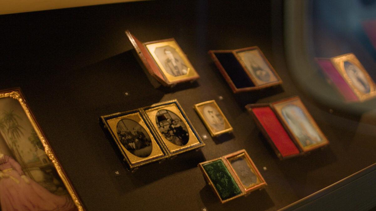 Kunstmuseum Basel Fotosammlung Vitrine Original Fotographies