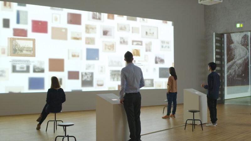 Kunstmuseum Basel Fotosammlung AI-Installation KI-Installation Archive