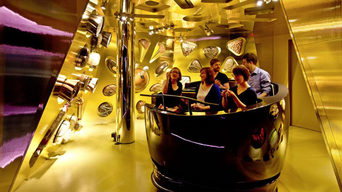 Swiss Chocolate Adventure Museum of Transport Lucerne Ride