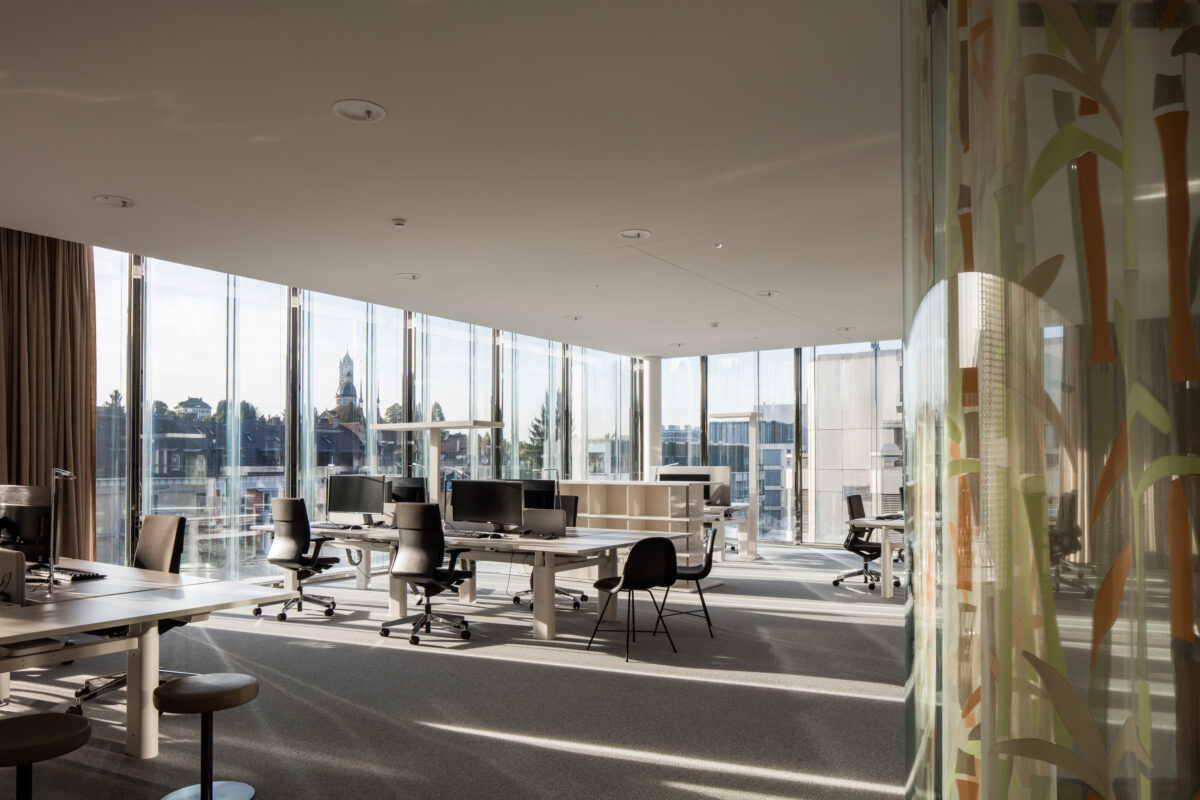 Swiss Re Next Office